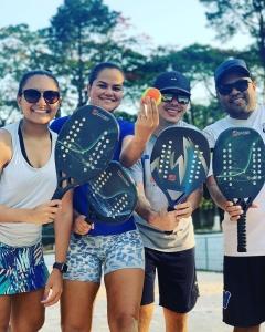 Aulas de Beach Tenis