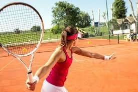 Aula de Tenis Nível Avançado